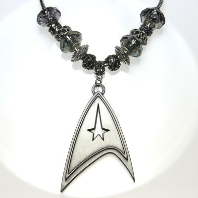 Boldly Go necklace